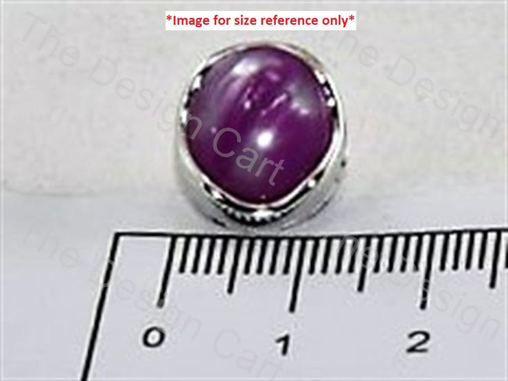 Red Round Pearl Designer Button - The Design Cart (399403155490)
