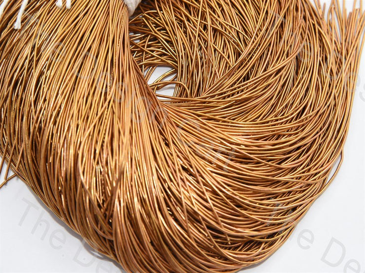 Pure Copper Dabka / French Wire (432744923170)
