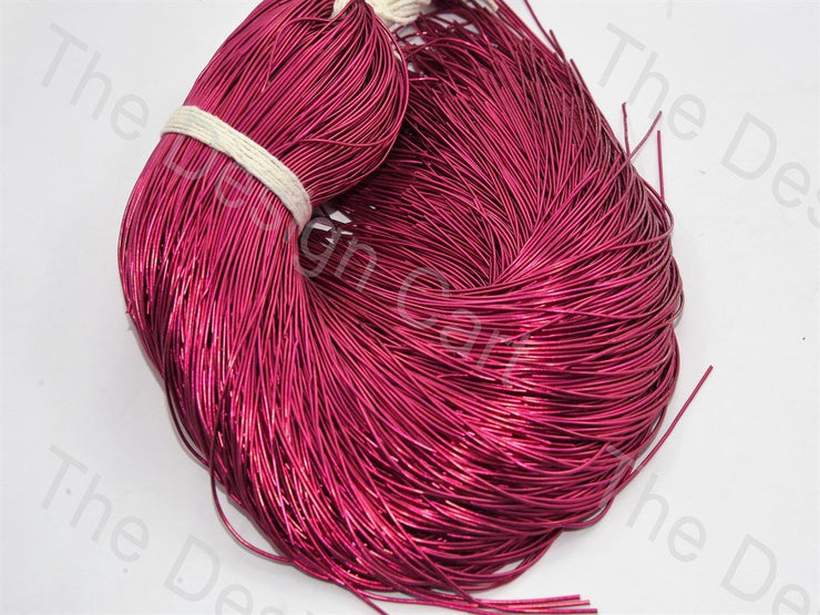 Hot Pink Dabka / French Wire (432746332194)