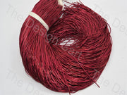Crimson Red Dabka / French Wire (432746430498)