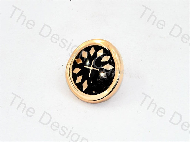 black-golden-plus-uv-acrylic-buttons