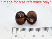 Cylindrical Wooden Beads - The Design Cart (445700538402)