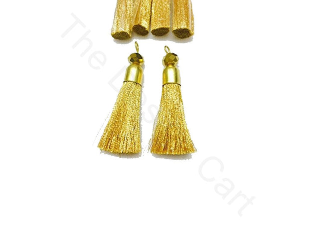 Golden Tassel Latkans | The Design Cart