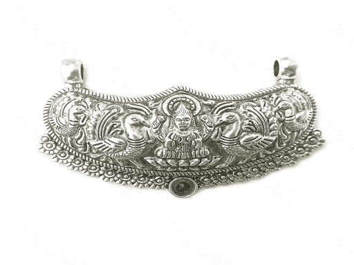 Goddess German Silver Pendant