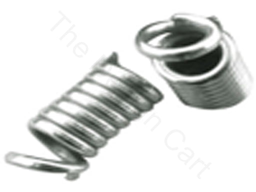Silver Screw Clasps