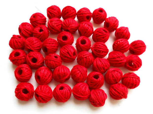 Red Thread Beads (1672819474466)