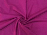 Magenta Pink Plain Felt Wool Fabric