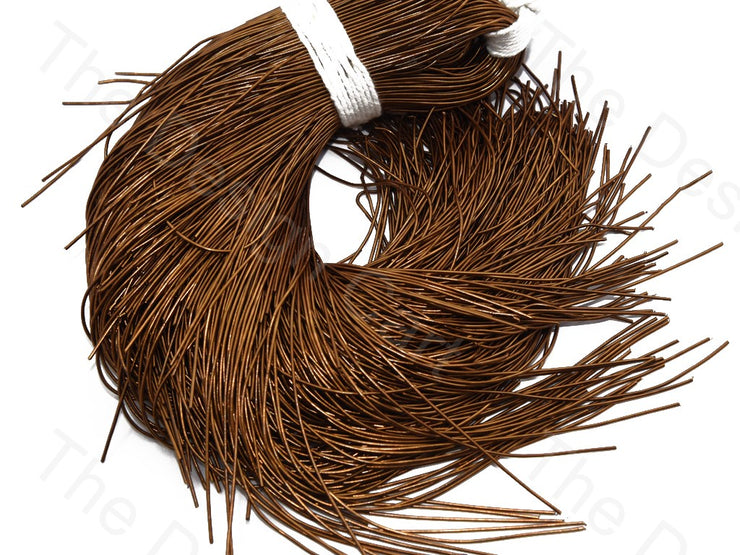 Brown Dabka / French Wire - The Design Cart (432743415842)