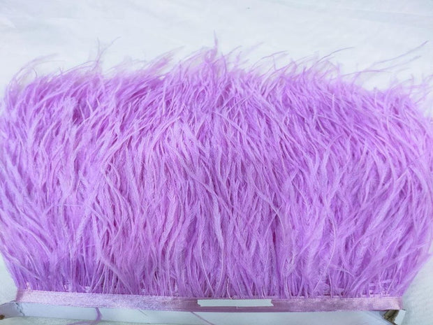 Lavender Purple Faux Feather Lace (4563709689925)