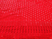 red-chikankari-rayon-fabric-with-sequins-one-sided-schiffli-border