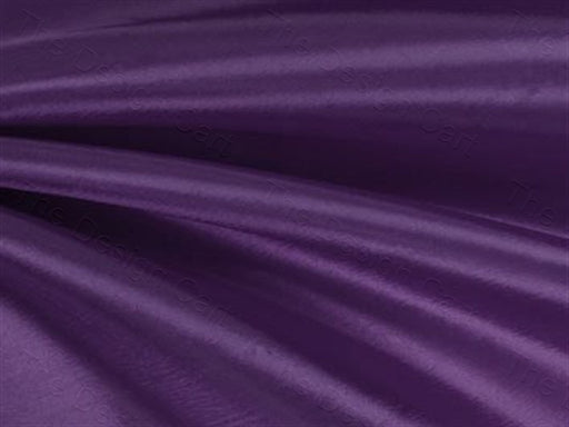 Purple Taffeta Silk Fabric
