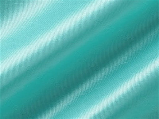 Mint Green Taffeta Silk Fabric