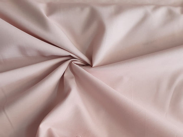 Smoke Pink Yarn Dyed Cotton Fabric | The Design Cart