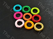 Assorted Pack of Thread Rings | The Design Cart