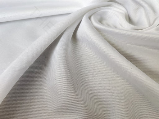 White Dyeable Lycra Fabric