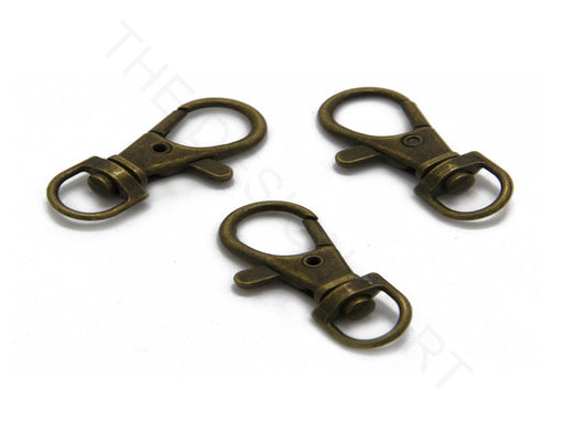 Bronze Lobster Clasps