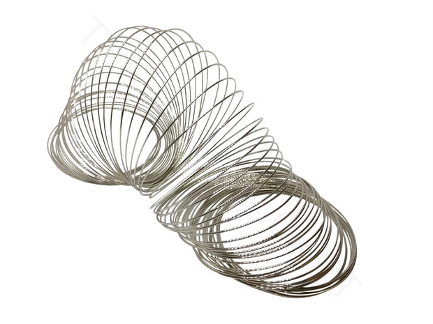Silver Steel Memory Wire | The Design Cart (4339204390981)