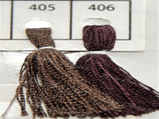 Brown Colour Set 6 Silk Threads (405828567074)