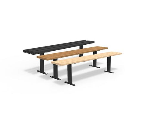 Essentials 304 Mild Steel Bench Collection