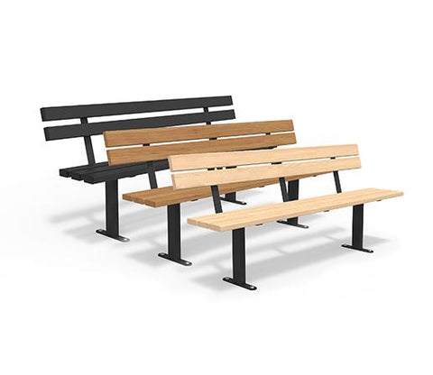 Essentials 304 Mild Steel Seat Collection