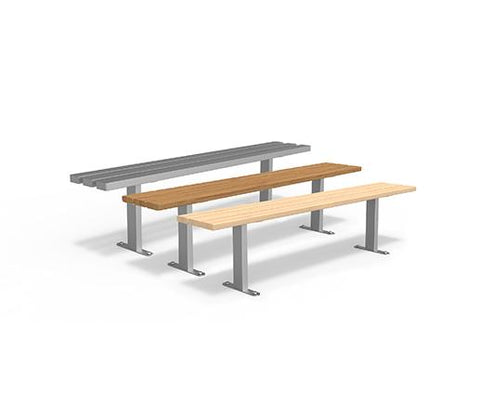 Essentials 304 Stainless Steel Bench Collection