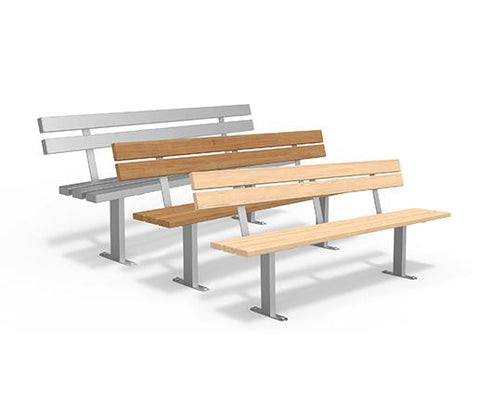 Essentials 304 Stainless Steel Seat Collection