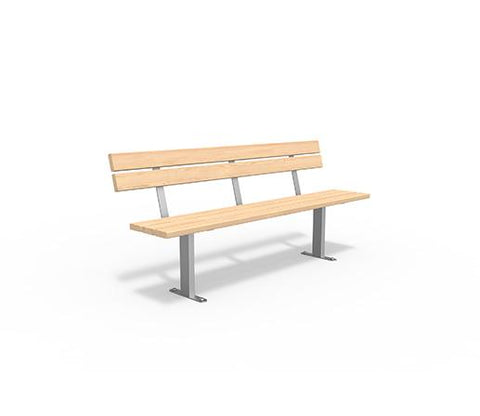Essentials 304 Stainless Steel Softwood Seat
