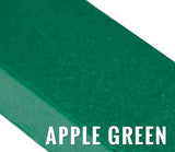 Recycled Plastic Slat - Apple Green