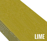 Recycled Plastic Slat - Lime