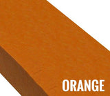 Recycled Plastic Slat - Orange
