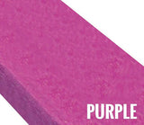Recycled Plastic Slat - Purple