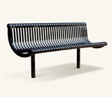 Ollerton Festival Contemporary Straight Steel Seat