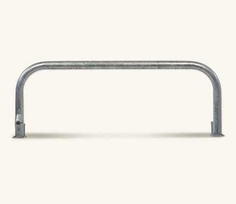 Rhino RDB60 Galvanised Steel Removable Hoop Barrier