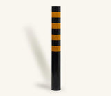 Service Yard Bollard Baseplated 194mm x 1200mm