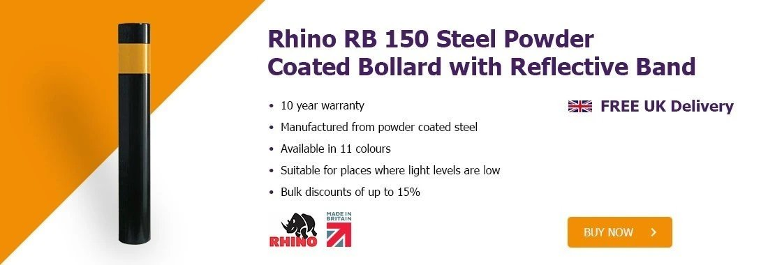 Rhino RB150 Bollards