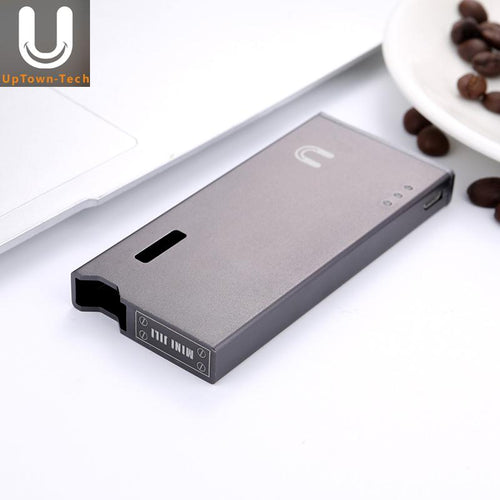 New 1000mAh PCC for JUUL, mini JILI case from uptown-tech full metal