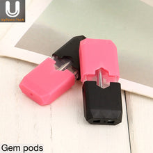 Empty gem pods compatible for juul 4pcs each packs 3 packs free shipping