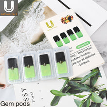 uptowntech new design Gem pods high quality compatible with juul device
