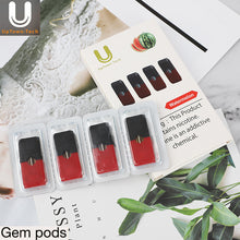 gem pods 1ml capacity great taste vs eon pod compatible for juul device