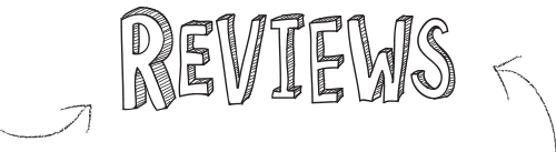 Awesome T-Shirt Reviews Page text header