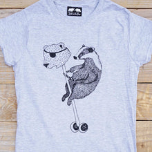 Badger grey shirt