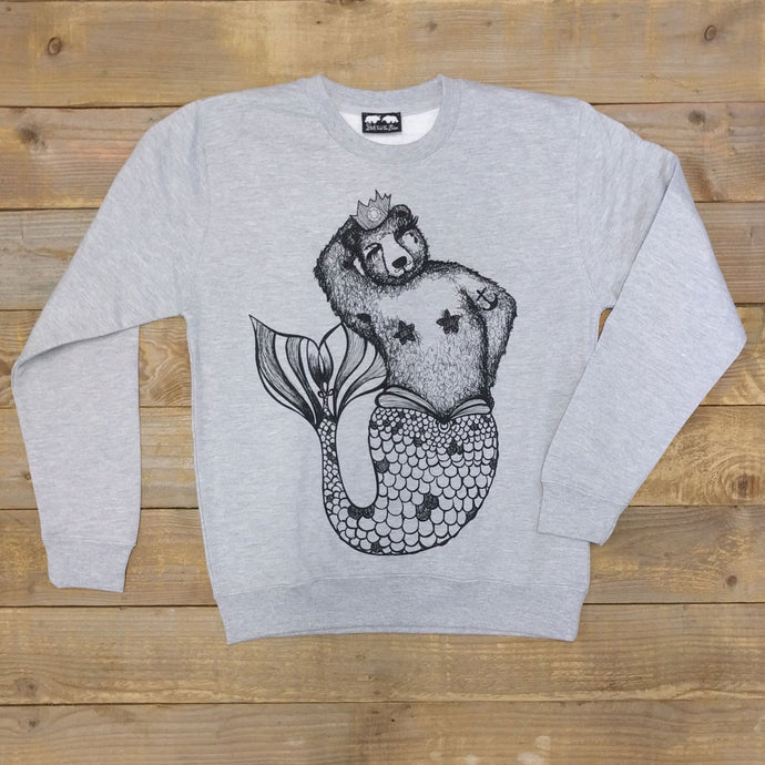 MERMAID BEAR SWEATER