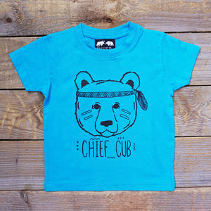 Chief Cub Baby/Kids T-Shirt