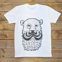 major tash white t-shirt