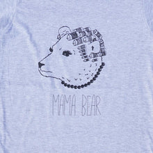 Mama bear tee close up