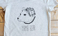'Mama Bear' Scoop neck T-Shirt