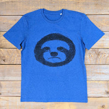 blue sloth bear tee