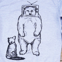 Bear and fox jumper