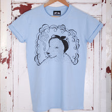 bear in headscarf tshirt