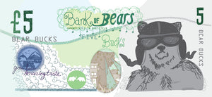 bear bucks gift voucher